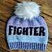 Fighter Beanie pattern