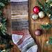 Danielle Christmas Stocking pattern