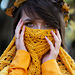 Nessie shawl pattern