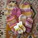 The Colour Celebration Mittens / Fargefestvotten pattern