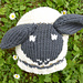 Little Sheep Hat for Babies pattern