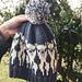 Alpacas on a Hat pattern