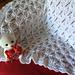 Sleepy Eyes Baby Blanket pattern
