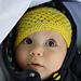 Baby Amanda Hat pattern