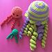 Jellyfish Family pattern