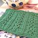 Interwined Dishcloth pattern