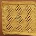 Diamonds - Geometric Lace Series pattern
