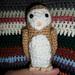 Titus the Barn Owl pattern
