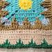 Cactus Square pattern