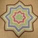 Granny Round Ripple 8 Points pattern