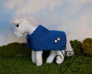 Ravelry Horse Or Pony Rugs Pattern By
