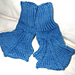 Blue Booby Booties pattern