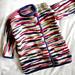 Side Wrap Sweater pattern
