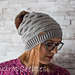 Rocky Shore Hat pattern