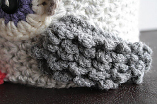 Ravelry: Little Owl TP Keeper pattern by Soapy Sue