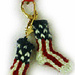Let Freedom Earring (tm) pattern