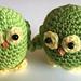 Amigurumi Mini Owl pattern