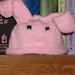 Bitty Bunny Beanie pattern