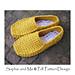 Winter Loafers pattern