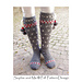 Lillehammer Knee High Socks pattern