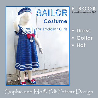 E-BOOK Set with 3 patterns