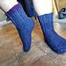 Snugglebug Slipper Socks pattern
