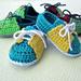 Little Sneakers pattern