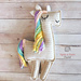 Ragdoll Unicorn pattern