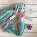 Ragdoll Mermaid pattern