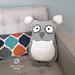 Owl Throw Pillow/Plushie pattern
