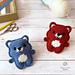 Pocket Bear pattern