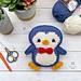 Penguin Amigurumi pattern
