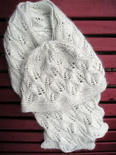 Kelly's xmas Hat & scarf
