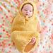Buga Baby Bunting pattern