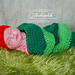 Chrissy the Caterpillar infant photo prop pattern