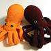 Realistic Octopus Amigurumi/Plush Toy pattern