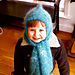 Linus Elf Hooded Hat Scarf pattern