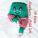 Mindy's Knit Elf Pants pattern