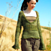 Simple Knitted Bodice pattern
