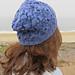 Foraminifera Hat pattern