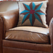 Catalina Star Pillow pattern