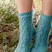 Wrought Socks pattern