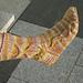 Raffiniert Verzopft - Drachenflügel pattern