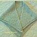 Jan's easy prayer shawl pattern