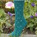 Drift Socks pattern
