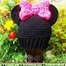 Minnie Mouse in Preschool.  pattern