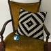 Geo Pillow Cover pattern