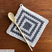 Country Hot Pads pattern