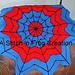 Superhero Dreamcatcher Afghan pattern