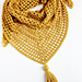 Here comes the sun shawl pattern